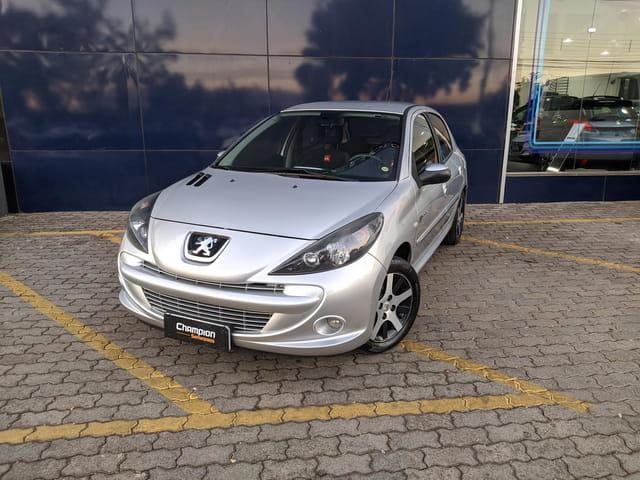 Image Peugeot 207 Hatch Quiksilver 1.6 8v Flex 4p