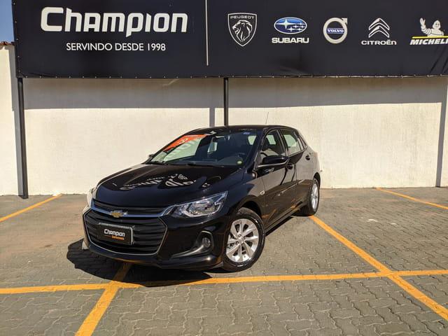 Image Chevrolet Onix Hacth 1.0 12v Tb Flex Aut