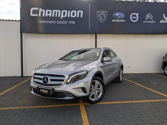 Image Mercedes-Benz Gla 200 1.6 Cgi Advance 16v Turbo 4p