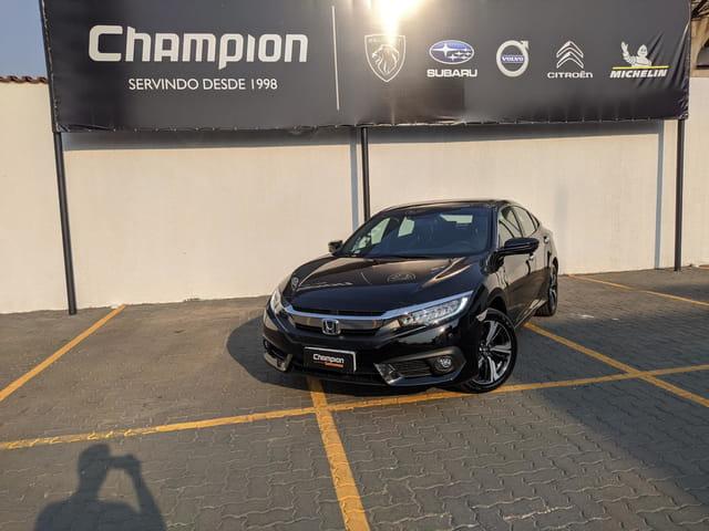 Image Honda Civic Sedan Touring 1.5 Turbo 16v Aut 4p