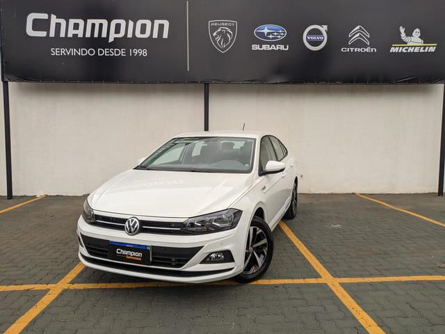 Image Volkswagen Virtus 1.0 200 Tsi Comfortline Automático 2021