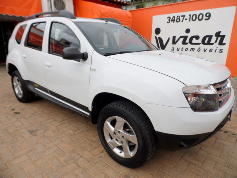 RENAULT DUSTER EXPRESSION 1.6 16V
