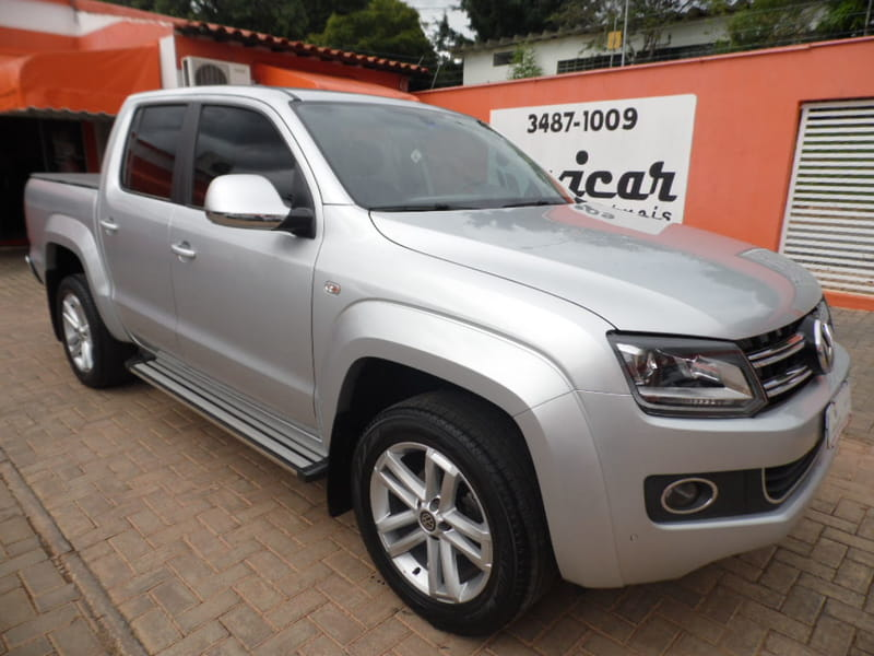 VOLKSWAGEN AMAROK 2.0 HIGHLINE EXTREME 4X4 CD TURBO DIESEL