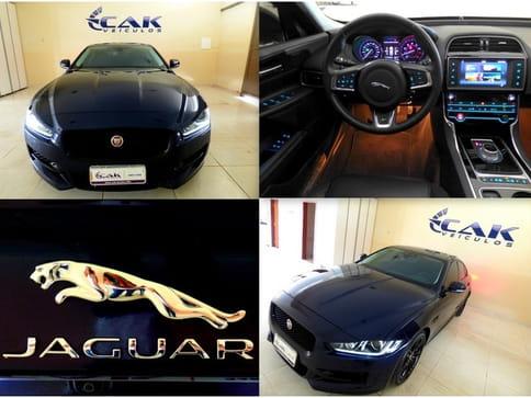 2016 jaguar xe 2.0 turbocharged r-sport 240cv
