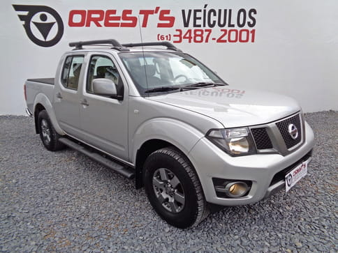 NISSAN FRONTIER SV AT. CD 4x4 2.5 TB DIES. AUT