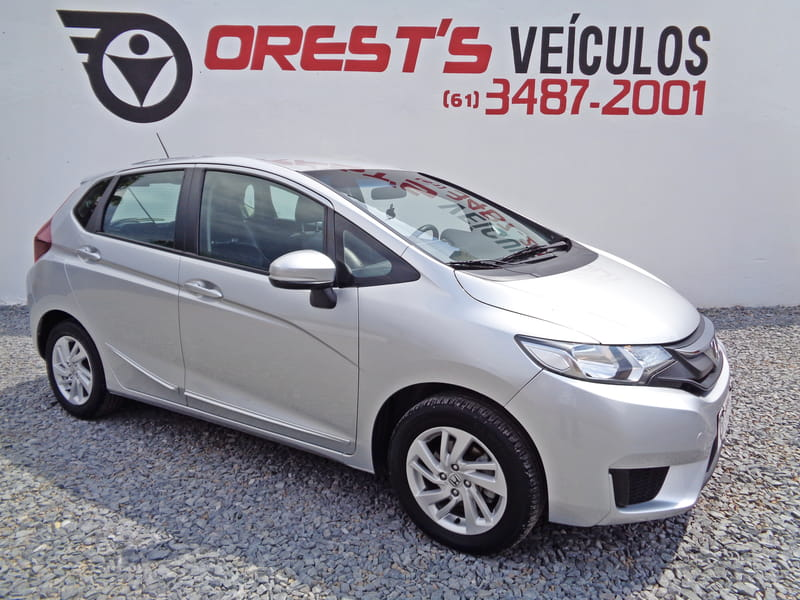 HONDA FIT LX 1.5 FLEXONE 16V 5P AUT