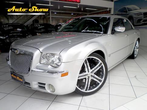 2007 chrysler 300c sedan 5.7 v-8 hemi 4p