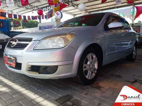 CHEVROLET VECTRA EXPRESSION 2.0 8v(FLEXPOWER)(Aut.) 4p