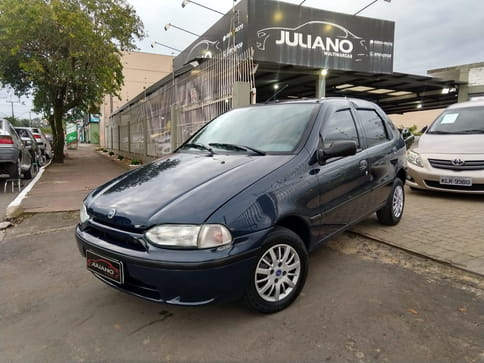 2002 fiat palio young 1.0mpi 4p