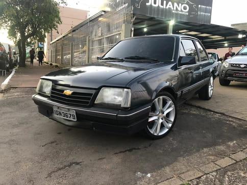 1990 chevrolet monza sl/e 2.0 4p