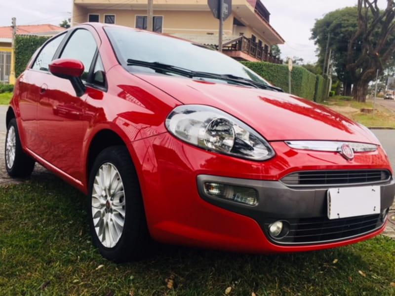 FIAT PUNTO ESSENCE 1.6 16V FLEX MEC.