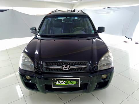 2008 hyundai tucson gl 2.0