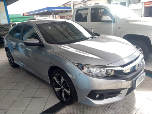 HONDA CIVIC SEDAN EXL 2.0 FLEX 16V 4P AUT