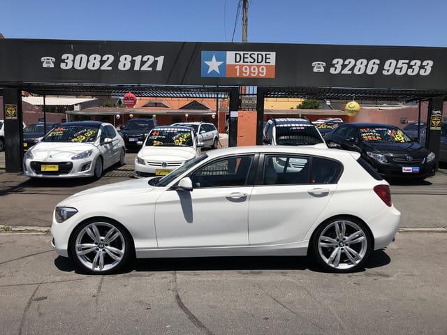 BMW 118IA 1.6 16V TB 170CV 5P