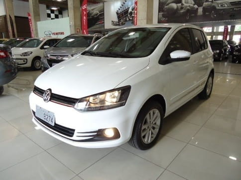 VOLKSWAGEN FOX CONNECT 1.6 FLEX 8V 5P
