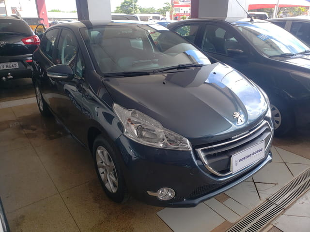 Image Peugeot 208 active 1.5 2016