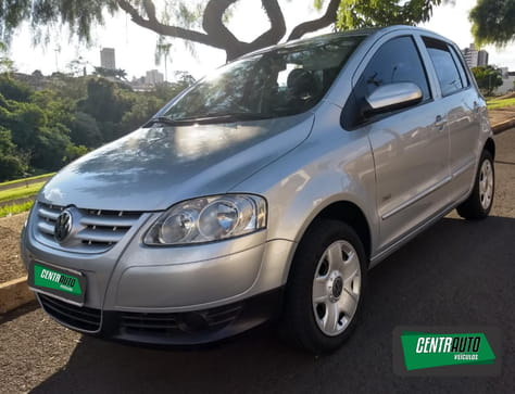 2010 volkswagen fox 1.0
