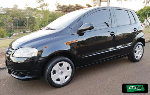 2009 volkswagen fox 1.0