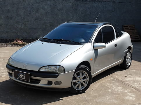 1998 chevrolet tigra coupe 1.6 mpfi 16v 2p