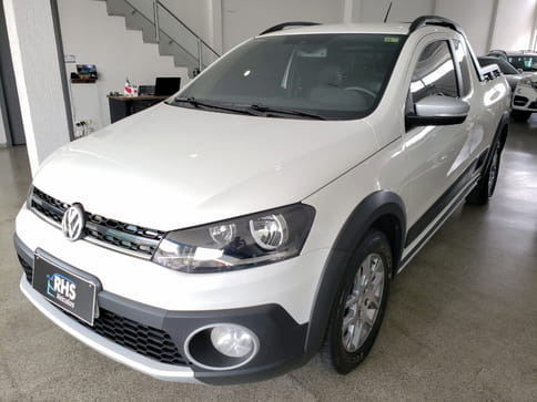 2016 volkswagen saveiro cross ce 1.6 8v total flex