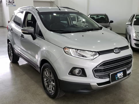 2014 ford ecosport freestyle 1.6