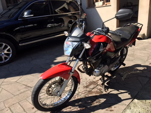 2015 honda cg fan 150 esdi