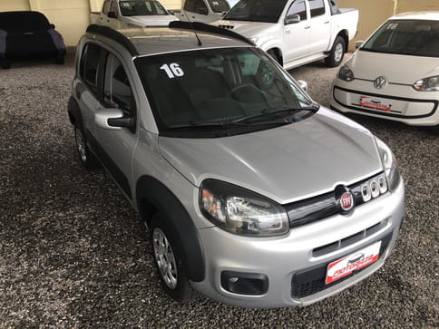 2016 fiat uno way 1.4 8v (flex) 4p