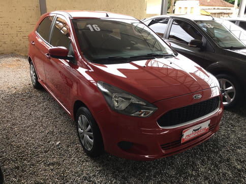 2016 ford ka 1.0 se 12v flex 4p manual