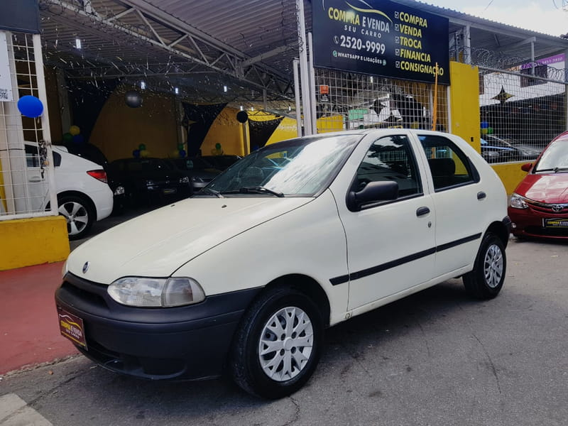 FIAT PALIO YOUNG 1.0mpi 4P