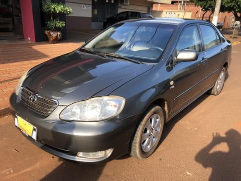 2007 toyota corolla sedan xei 1.8 16v 4p