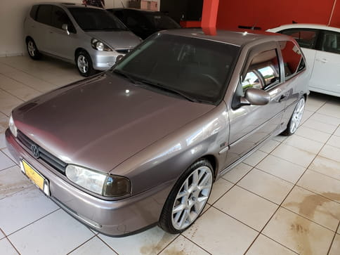 1997 volkswagen gol tsi 1.8 mi  2p