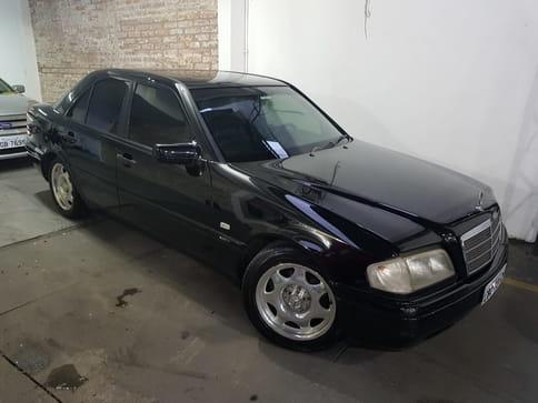 1997 mercedes-benz c 280 sport 2.8 4p
