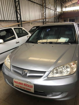 2004 honda civic sedan lx b-mt 1.6 16v basico