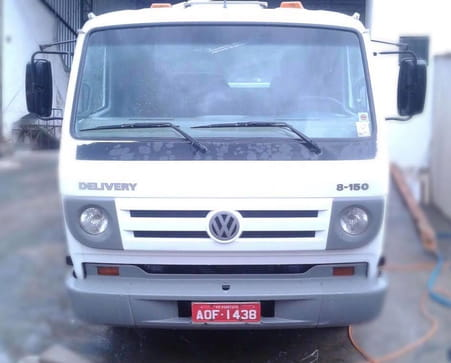 2006 volkswagen 8.150 e delivery plus