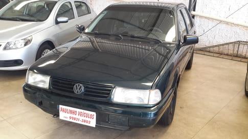 1997 volkswagen santana cl 1.8 2p