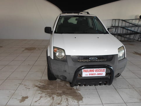 2005 ford ecosport xl 1.6 8v 4p