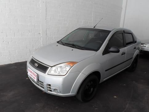 2008 ford fiesta sedan 1.0
