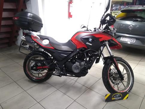 2012 bmw f 650-gs