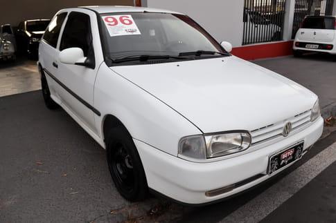 1996 volkswagen gol cli 1.6 2p
