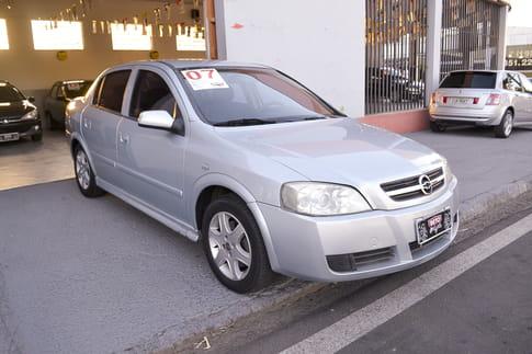 2007 chevrolet astra sedan 2.0 mpfi  4p