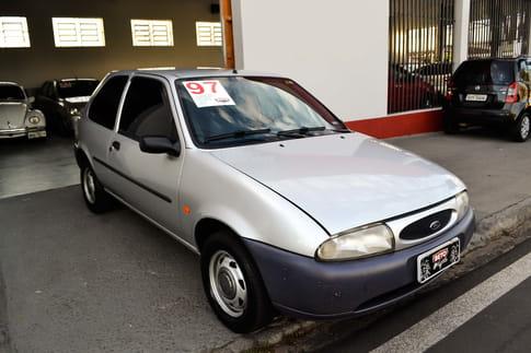 1997 ford fiesta gl 1.0mpi 2p