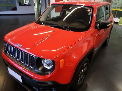 2016 jeep renegade 1.8 16v flex sport 4p automatico