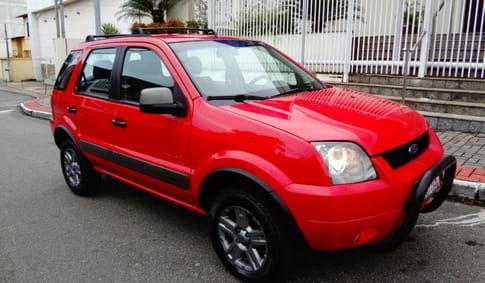 2007 ford ecosport xlt 1.6 8v 4p