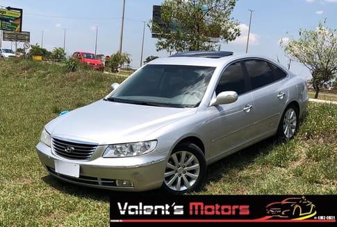 2008 hyundai azera sedan-at 3.3 v-6 4p