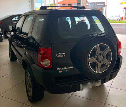 2009 ford ecosport freestyle 1.6