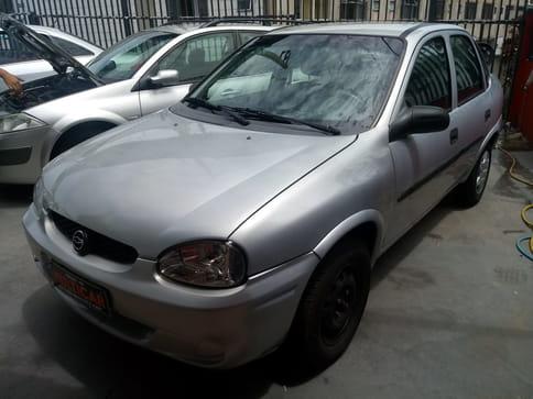 2003 chevrolet classic sedan life 1.0 vhc 8v 4p