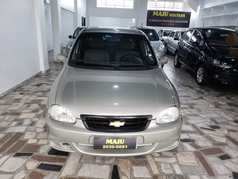 2009 chevrolet classic sedan spirit 1.0 vhc 8v 4p