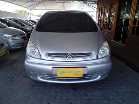 2004 citroen xsara picasso exclusive 2.0 16v 4p aut.