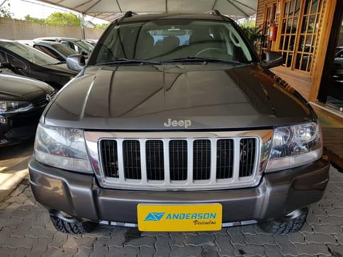 2004 jeep grand cherokee laredo 4x4 2.7 tb-ic 4p