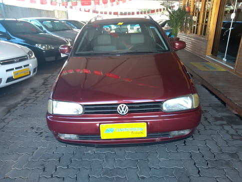 1997 volkswagen parati cl 1.6 mi  2p